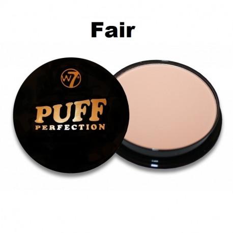 W7 Puff Perfection Powder 10g - Fair