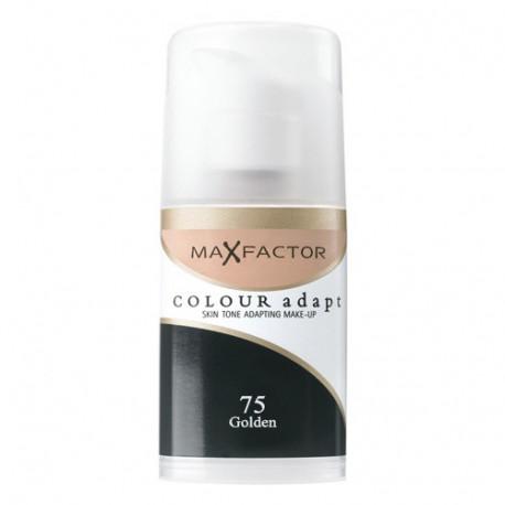 Max Factor Colour Adapt Foundation 75 Golden 34ml