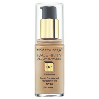 Max Factor Facefinity All Day Flawless 3 In 1 Foundation Soft Honey 77