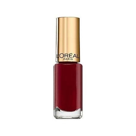 LOreal Color Riche Scarlet Vamp (404) Nail Polish 5ml
