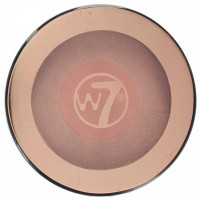 W7 Double Bubble Blush compact blusher-Love-it 10g