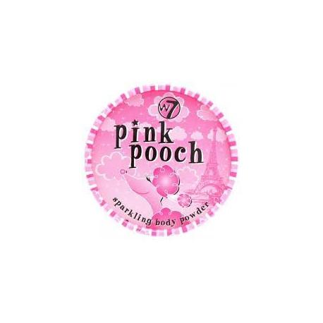 W7 Pink Pooch Sparkling Body Powder 7g