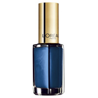 L'Oreal Color Riche Rebel Blue (610) Nail Polish 5ml