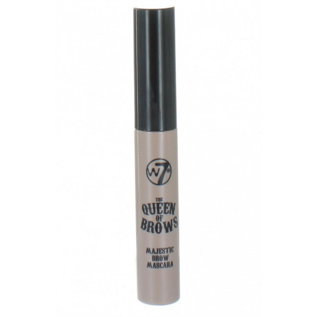 W7 The Queen of Brows Majestic Brow Mascara Light Medium 8ml