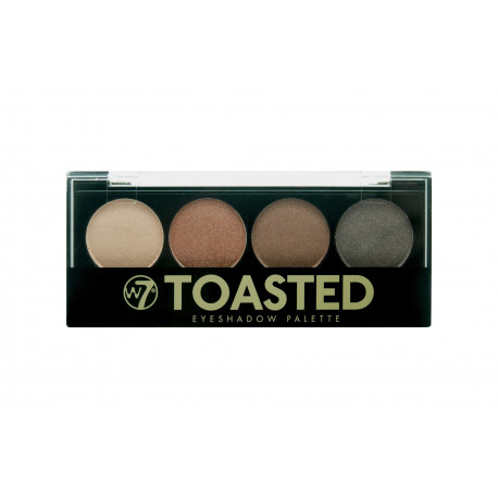 W7 Toasded Eyeshadow Palette 4g