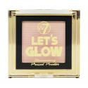 W7 Lets Glow Illuminating Pressed Powder 6g