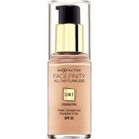 Max Factor Facefinity All Day Flawless 3 In 1 Foundation Rose Beige 30ml SPF20