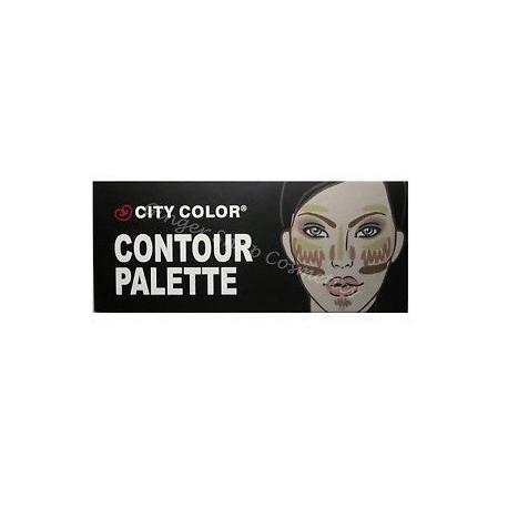 City Color Contour Palette 8,40g