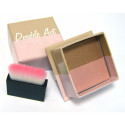 W7 Double Act Bronzer And Highlighter Powder Bronzer 8g