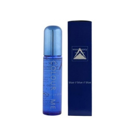 Colour Me Blue (Mens 50ml EDT) Milton Lloyd