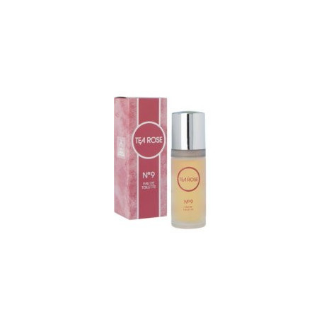 Tea Rose No9 (Ladies EDT 55ml) Milton Lloyd