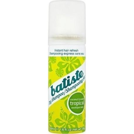 Batiste Tropical Dry Shampoo 50ml