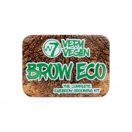 W7 Very Vegan Brow Eco