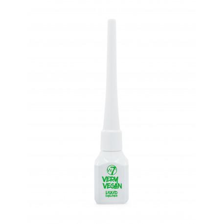 W7 Very Vegan Liquid Eyeliner Very Black 5ml