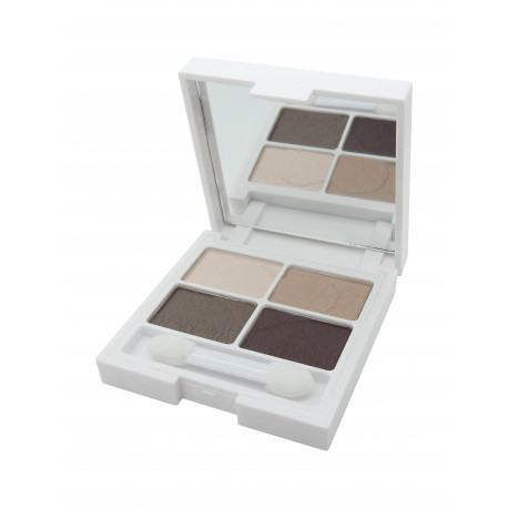w7 Very Vegan Eyeshadow Quad Spring Spice 6g