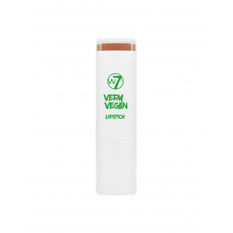 W7 Very Vegan Moisture Rich Lipstick natures RED