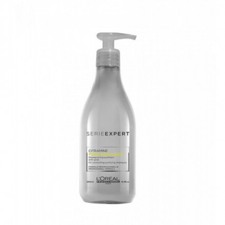 L'Oreal Professionnel Serie Expert Pure Resource Citramine Shampoo 500ml