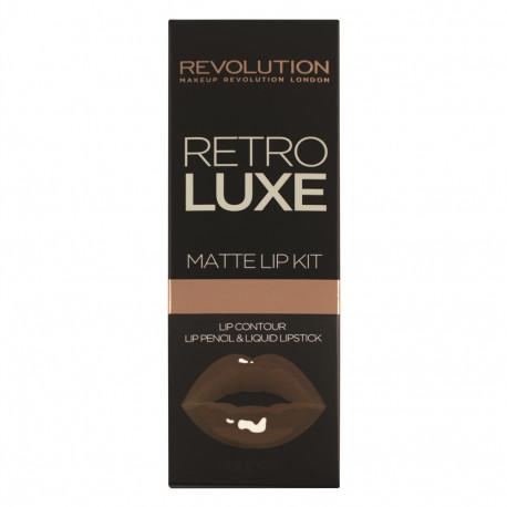 Revolution Retro Luxe Kits Matte Glory