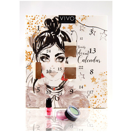 VIVO Advent Calendar Gift Set 32.4g