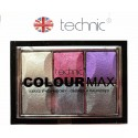 Technic Bronzing Eyeshadows 6x2g