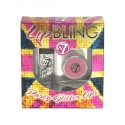 W7 Lip Bling - Fabulous Fuchsia Glitter 1g + Lip Oil 6ml