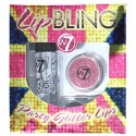 W7 Lip Bling - Pink Rose 1g + 6ml