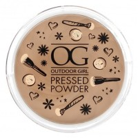 Outdoor Girl Pressed Powder - Translucent