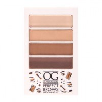 Outdoor Girl Perfect Brows - GROOMING KIT