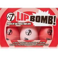W7 Lip Bomb TRIO