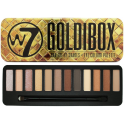 W7 Goldibox Eyeshadow Palette 15.6g