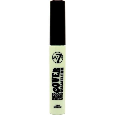 W7 Cosmetics Cover Chameleon Anti Redness 3ml