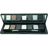 W7 Angel Eyes Silky Eye Shadow Palette – Jet Set 7g