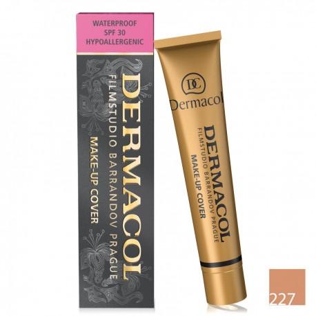 Dermacol Make-up Cover Waterproof SPF30 208 30ml