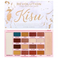 Makeup Revolution Fortune Favors the Brave Ultra 30 Eyeshadow Palette 16g