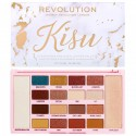 Makeup Revolution X Kisu Eyeshadow & Highlighter Palette 24gr