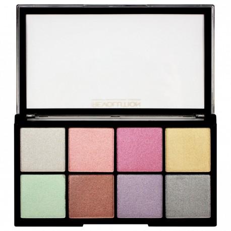 Makeup Revolution Ultra Cool Glow Highlighter Palette 20gr