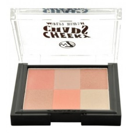 W7 Cheeky Chaps Multi Blush Compact - Popsicle 10gr
