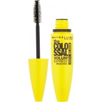 Maybelline Volum' Express The Colossal Mascara - 100% Black (10,7ml)