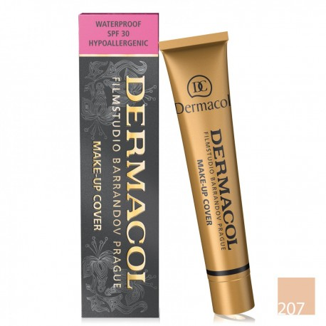 Dermacol Make Up Cover Waterproof 207 SPF30 30ml