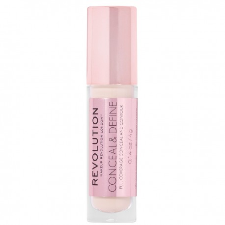 Makeup Revolution - Conceal & DefineLiquid Concealer - C0.5