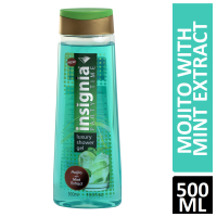 INSIGNIA 500ML SHOWER GEL MOJITO WITH MINT EXTRACT