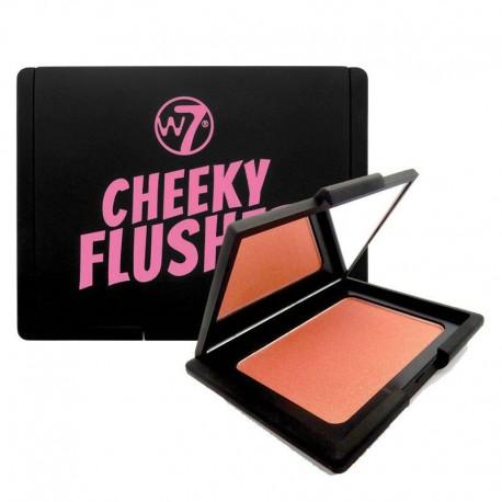 W7- Cheeky Flusher Blush