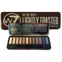 W7 In The Buff: Lightly Toasted Eye Colour Palette