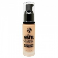 W7 It's a Matte Made in Heaven Foundation – Fresh Beige