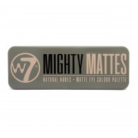 W7 Mighty Mattes 12 Eyeshadow Tin Palette