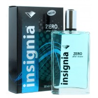 Insignia Zero Aftershave for Men 100ml Brand New Boxed Gift