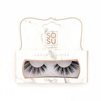 SOSU 3D Fibre Luxury Lashes - Vogue