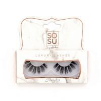SOSU 3D Fibre Luxury Lashes - Hailey