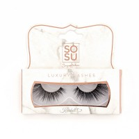 SOSU 3D Fibre Luxury Lashes - Kendall
