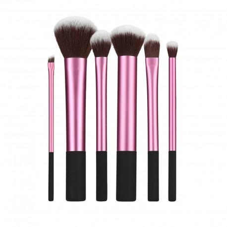 Tools for Beauty Πινέλα Μακιγιάζ Σετ 8 τεμαχίων σε Χρυσό